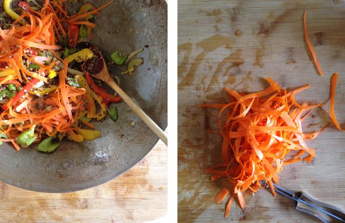 Cleanse-Quinoa Veggie Bowl
