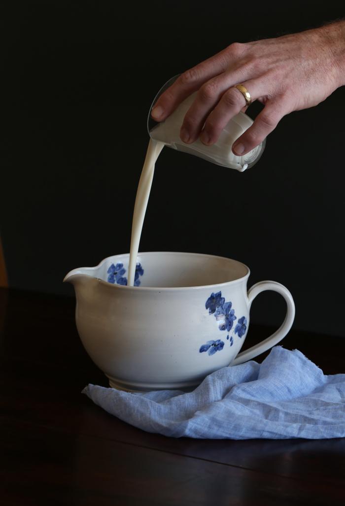 Blue Flax Bowl