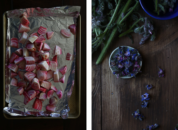 Borage and Beets